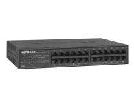Netgear 24p GS324-100EUS (24x10/100/1000Mbit) - 287227 - zdjęcie 4