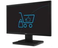 Acer V206HQLBB czarny - 204996 - zdjęcie 3