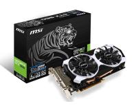 MSI GeForce GTX960 4096MB 128bit OC (Armor 2X)  - 247552 - zdjęcie 1