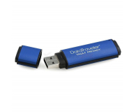 Kingston 16GB DataTraveler VP30 AES Encrypted USB 3.0 - 162179 - zdjęcie 2