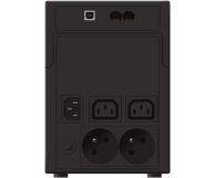 Power Walker VI 1200 (1200VA/600W) 2xPL 2xIEC USB - 176816 - zdjęcie 4