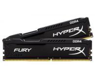 HyperX 32GB 2400MHz Fury Black CL15 (2x16GB) - 300882 - zdjęcie 2