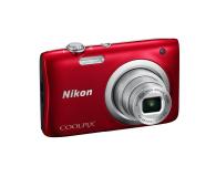 Nikon Coolpix A100 czerwony - 302526 - zdjęcie 5