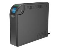 Ever ECO 800 LCD (800VA/500W, 8xIEC, USB, RJ-45, LCD) - 172020 - zdjęcie 1