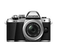 Olympus E-M10 Mark II srebrny + EZ-M 14-42 EZ  - 302775 - zdjęcie 2