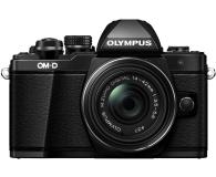 Olympus E-M10 Mark II czarny + EZ-M 14-42 EZ - 302776 - zdjęcie 2