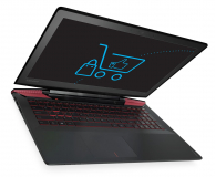 Lenovo Ideapad Y700-15 i5-6300HQ/8GB/1000 GTX960M FHD - 328434 - zdjęcie 2