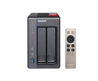 QNAP TS-251+-2G (2xHDD, 4x2-2.42GHz, 2GB, 4xUSB, 2xLAN) - 300240 - zdjęcie 2
