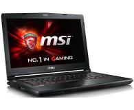 MSI GS40 Phantom i7-6700HQ/8GB/1000 GTX960M FHD  - 306564 - zdjęcie 4