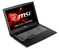MSI GE62 Apache i7-6700HQ/16GB/256+1000 GTX960M FHD  - 269878 - zdjęcie 3