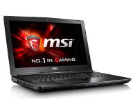 MSI GL62 i5-6300HQ/8GB/1TB+120SSD GTX960M FHD  - 321514 - zdjęcie 3