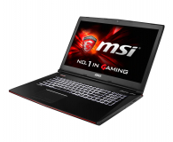 MSI GE72 Apache i7-4720HQ/16GB/240+1000 GTX965 FHD - 227481 - zdjęcie 1