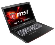 MSI GE72 Apache i7-4720HQ/16GB/240+1000 GTX965 FHD - 227481 - zdjęcie 3