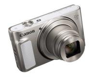 Canon PowerShot SX620 HS Wi-Fi biały - 307526 - zdjęcie 2