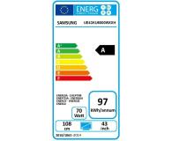 Samsung UE43KU6000 Smart 4K 1300Hz WiFi 3xHDMI USB DVB-T/C - 308142 - zdjęcie 7