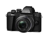 Olympus E-M10 Mark II czarny + EZ-M 14-42 EZ - 302776 - zdjęcie 1