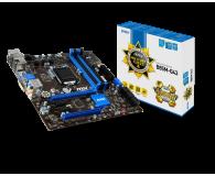 MSI B85M-G43 (B85 2xPCI-E DDR3) - 151926 - zdjęcie 1