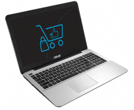 ASUS R556LB-XO153D i5-5200U/4GB/240SSD/DVD-RW GT940M - 245349 - zdjęcie 3
