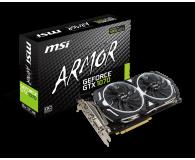MSI GeForce GTX 1070 ARMOR 8GB OC GDDR5 - 311411 - zdjęcie 1