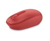 Microsoft 1850 Wireless Mobile Mouse (czerwona) - 185692 - zdjęcie 2