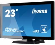 iiyama T2336MSC dotykowy czarny - 281147 - zdjęcie 2