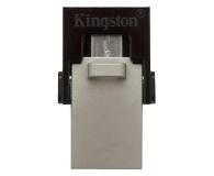 Kingston 16GB DataTraveler microDuo (USB 3.0) OTG - 202775 - zdjęcie 2