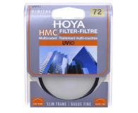 Hoya UV (C) HMC (PHL) 72 mm - 169500 - zdjęcie 1