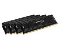 HyperX 32GB  (4x8GB) 3200MHz CL16  Predator  - 309461 - zdjęcie 2