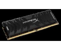 HyperX 16GB 3000MHz Predator Black CL15 (2x8GB) - 309447 - zdjęcie 2
