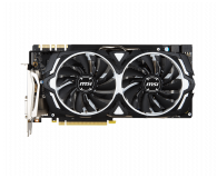 MSI GeForce GTX 1080 ARMOR OC 8GB GDDR5X  - 309884 - zdjęcie 4