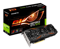 Karta graficzna NVIDIA Gigabyte GeForce GTX 1070 G1 Gaming 8GB GDDR5