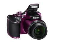 Nikon Coolpix B500 fioletowy - 310047 - zdjęcie 4