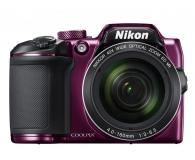 Nikon Coolpix B500 fioletowy - 310047 - zdjęcie 1