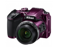 Nikon Coolpix B500 fioletowy - 310047 - zdjęcie 2