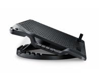 """Cooler Master NotePal Ergostand III (do 17"""", 4x USB, czarna) - 316413 - zdjęcie 2"""