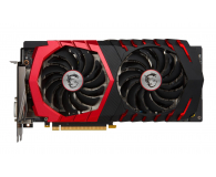 MSI GeForce GTX 1060 GAMING X 6GB GDDR5  - 317002 - zdjęcie 3