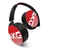 AKG Y50 czerwone - 317444 - zdjęcie 1