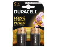 Duracell Basic C/LR14 2 szt. - 317581 - zdjęcie 1