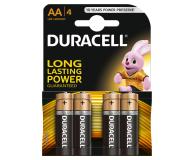 Duracell Basic AA/LR6 4 szt. - 317578 - zdjęcie 1