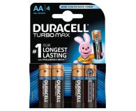 Duracell Turbo AA/LR6 4 szt - 317592 - zdjęcie 1