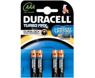 Duracell TurboAAA/LR03 4 szt. - 317593 - zdjęcie 1