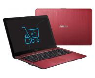 ASUS R540LJ-XX338-8 i3-5005U/8GB/240SSD GF920 czerwony - 317216 - zdjęcie 1