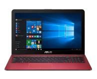ASUS R540LJ-XX338T i3-5005U/4GB/1TB/Win10X czerwony  - 352741 - zdjęcie 3