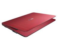 ASUS R540LJ-XX338T i3-5005U/4GB/1TB/Win10X czerwony  - 352741 - zdjęcie 5