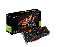 Karta graficzna NVIDIA Gigabyte GeForce GTX 1080 WindForce III OC 8GB GDDR5X