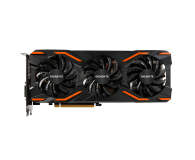 Gigabyte GeForce GTX 1080 WindForce III OC 8GB GDDR5X - 317373 - zdjęcie 3