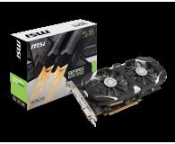Karta graficzna NVIDIA MSI GeForce GTX 1060 6GT OC V1 GDDR5