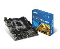 MSI B150M PRO-VDH (PCI-E DDR4) - 263740 - zdjęcie 1