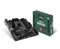 MSI B150M MORTAR (2xPCI-E DDR4) - 263739 - zdjęcie 1