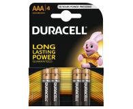Duracell Basic AAA/LR03 4 szt. - 317579 - zdjęcie 1